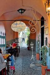 Ligurian daily scene