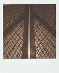 Light in the Cage • PolaroidWeek | Day 1/1 (o_stap) Tags: impossibleproject polaroid600 filmisnotdead believeinfilm ishootfilm roidweek polaroidweek polaroid