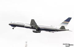 Privilege Boeing 757 EC-ISY (Dawlad Ast) Tags: aeropuerto internacional lebl barcelona el prat international airport bcn cataluña catalunya españa spain marzo march 2018 avion plane airplane aircraft despegue takeoff take off boeing 757256 ecisy privilege style sn 26241 b757 757