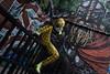 Cyberpunk (zemekiss) Tags: dezidesire cyberpunk cosplay sciencefiction cyborg shadowrun bladerunner