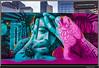 Street Art - Mr DHEO (François Leroy) Tags: françoisleroy france défense puteaux hauts seine streetart