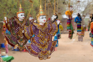 Puppets - Myanmar