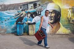 Beer O' Clock, Peru (Geraint Rowland Photography) Tags: pilsen beers beer alcohol vamosperu chorillos lima peru southamerica art streetart streetphotography streetphotographyperu limaart graffiti streetartinlima candidphotogrpahy peruvianshit peruvianculture wwwgeraintrowlandcouk geraintrowlandphotography