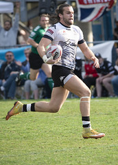 """Toronto Wolfpack vs Swinton Lions • <a style=""""font-size:0.8em;"""" href=""""http://www.flickr.com/photos/10545530@N06/40111696260/"""" target=""""_blank"""">View on Flickr</a>"""