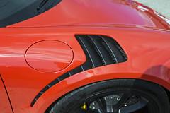 Orange Crush (syf22) Tags: car autocar automobile auto automotor motor motorcar motorised motors vehicle porsche porscheclubgb porscheclubgbregion2 germanmade madeingermany flatsix flat6 watercool orange 911gt3rs 911 wheel