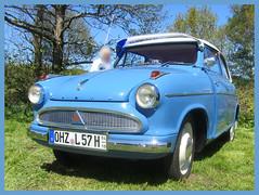 Lloyd Alexander TS, 1957 (v8dub) Tags: lloyd alexander ts 1957 allemagne deutschland germany german niedersachsen debstedt pkw voiture car wagen worldcars auto automobile automotive old oldtimer oldcar klassik classic collector