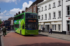 IMGP9766 (Steve Guess) Tags: stagecoach bus chichester west sussex england gb uk southdown alexander dennis enviro 400