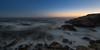 Chome (loretogomezdodman) Tags: amanecer sunrise mar sunset longexposure largaexposicion