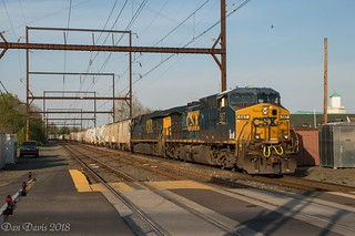 CSX Q439-03 @ Penndel, PA