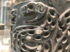 Jiroft Museum (24) (edow) Tags: southiran iran cyrus darius persia kerman bam jiroft halil halilriver halilrood konarsandal konar sandal kenar 3rd thirdmillenniumbc bronzeage chlorite conicalvase mythicalcreatures sumerian indus iraq india civilization mesopotamia tabriz tehran nationalmuseumtehran
