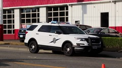 Washington State Patrol Whelen Secondary Lighting Setup (andrewkim101) Tags: washington state patrol ford police interceptor utility suv snohomish county bothell wa wsp