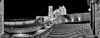 Assisi 0455-0460_Sferica (Promix The One) Tags: assisipg umbria basilica sanfrancesco piazza scorcio centrostorico chiesa campanile mattoni cristianità religiosità devozione archi colonne portone scale lampione panorama notturno stelle biancoenero bn bw fotopanoramica 5fotografie canoneos1dsmarkii canonef1635f4lisusm