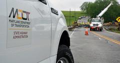 Road Closures (StateMaryland) Tags: weather frederick washington flood road state highway bridge emergency crew water rain flooding anthony burrows 2018 governor mema