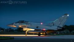 Eurofighter Typhoon FGR4 ZJ914 '914'