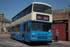 Leyland Olympian. (mickyman13) Tags: canon cannoneos60d eos eos60d 60d 60deos bus whittlesey peterborough whittleseybusfest2018 whittleseybusfest leylandolympian cmb chinamotorbushongkong chinamotorbus hongkong alexanderbodywork firsteasterncounties leyland olympian firstpennine transport alltypesoftransport