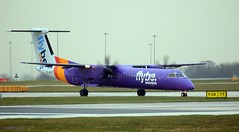 Flybe G-JECZ J78A0916 (M0JRA) Tags: flybe gjecz manchester airport planes flying jets biz aircraft pilot sky clouds runways