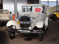 NG-61-80 1930 Ford Model A (Skitmeister) Tags: ng6180 skitmeister bca veiling auction nederland