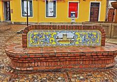 Oropesa (Toledo) 10 plaza (ferlomu) Tags: ferlomu mosaico oropesa plaza toledo