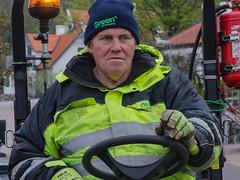 Portrait (frankmh) Tags: people portrait worker landscaping hittarp skåne sweden helsingborg