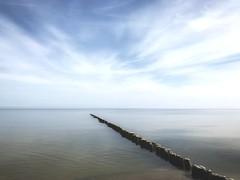 ... (a.penny) Tags: usedom ostsee panorama minimal balticsea apenny explored explore