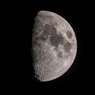 Half Past Moon