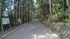 Rest Start_orig (Hazbones) Tags: iwakuni yamaguchi yokoyama castle kikkawa suo chugoku mori honmaru ninomaru demaru wall armor samurai spear teppo gun matchlock map ropeway