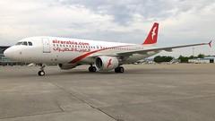 SU-AAD (Breitling Jet Team) Tags: suaad air arabia egypt euroairport bsl mlh basel flughafen lfsb