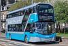 Lothian 498 • SF17 VOO (MichaelStuartEDI) Tags: edinburgh gemini3 wright b5tl volvo buses lothian sf17voo 498 lothianbuses