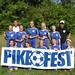 Pikefest 2013 Finalist - Girls U12 Copper
