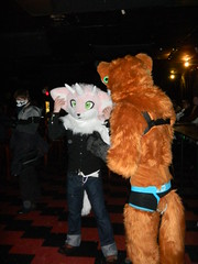DSCN4554 (Yoru Tsukino) Tags: howl fursuit frusuiting furry nightclub party rave night furries dance toronto howltoronto
