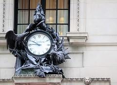 6Q3A2525 (www.ilkkajukarainen.fi) Tags: nwyork nykki isoomena bigapple visit travel traveling city happy life usa yhdyvallat cartier clock timepiece kello antique antiikki vintage