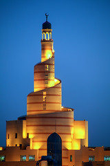 Happy Friday / The spiral minaret in Doha, Qatar (Frans.Sellies) Tags: img6447 qatar قطر