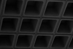 Montréal's Metro Station 55/68 - Du Collège - Ligne Orange (VdlMrc) Tags: montréal metro subway architecture minimaliste minimalism monochrome blackandwhite noiretblanc géométrie geometry québec canada station stm