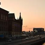Sunset on Centralbron thumbnail