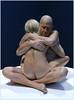 Intimacy ... (Jan Gee) Tags: hyperrealistic hyperrealism sculptures intimacy couple stel paartje beeld kunsthal rotterdam