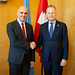 Official visit of the President of Switzerland