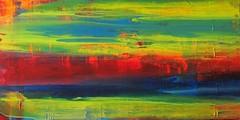 Shangri  La (Peter Wachtmeister) Tags: artinformel art mysticart modernart popart artbrut phantasticart abstract abstrakterimpressionismus abstrakt acrylicpaint surrealismus surrealism hanspeterwachtmeister