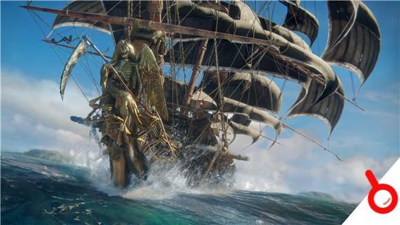 育碧海戰新作《骷髏與骸骨》宣布延期發售