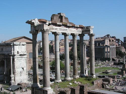 Римський форум, Рим, Італія InterNetri Italy 400
