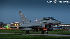 Eurofighter Typhoon T3 ZK380