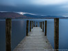 I can't resist a jetty (sarahOphoto) Tags: allerdaledistrict england unitedkingdom gb jetty landing stage lake district national park cumbria uk united kingdom landscape moody sky long exposure lee big stopper mountains water early morning derwentwater derwent