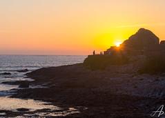 Beach_Sunset6_WM-2 (andyj726) Tags: andyjacques beautifulireland dinglepeninsula goldenhour ireland irelandphotos kerry kerryireland ocean oceansunset sea seacoast sun sunset travel travelireland