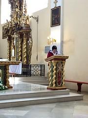 16 - BOLDOGASSZONY BAZILIKA - Szentmise / BAZILIKA V FRAUENKIRCHEN - Svätá omša / Fotó: Podobek Erzsébet
