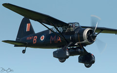 Westland Lysander, V9367 (Dan Elms Photography) Tags: lysander westlandlysander westland v9367 shuttleworth oldwarden theshuttleworthcollection canon 5d 5dmkiii canondslr canon5dmkiii photography aviation aviationphotography plane aeroplane ww2 airshow ukairshow2018 ukairshows2018