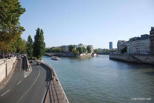 Париж Сена InterNetri  France 107