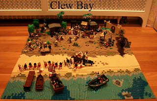 LEGO Clew Bay, Off of Ireland - 1574