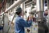 Biodiesel_Plant_stock_photos_-JLM-1031 (IowaBiodieselBoard) Tags: biodieselplant industry newton reg renewableenergy stockphotos workers facility josephlmurphy iowasoybeanassociation
