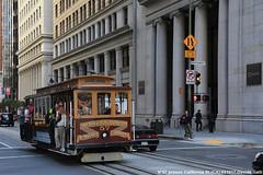 SFMTA N°57 (Davuz95) Tags: cable car san francisco california line powell manson trolley muni funicolare