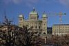 Federal parliament building (Thomas Mulchi) Tags: 2017 bern cantonofbern federalparliamentbuilding marzili switzerland ch