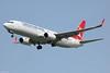 Boeing 737-800 Turkish Airlines TC-JVM (Arthur CHI YEN) Tags: 737 738 b737 b738 lfbd bod boeing 737800 turkish airlines tcjvm
